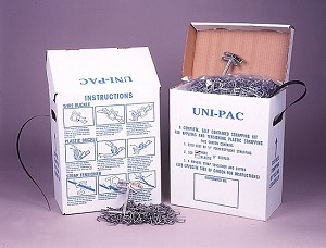 Uni-Pac Portable Strapping Kit